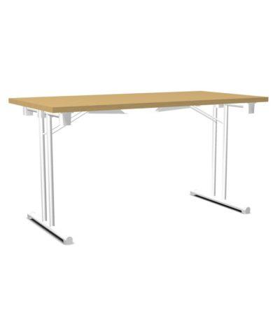 Stół z nogami składanymi PSC07