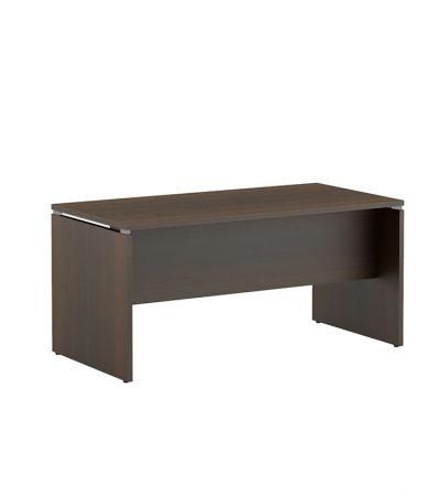 Biurko na podstawie płytowej EC16